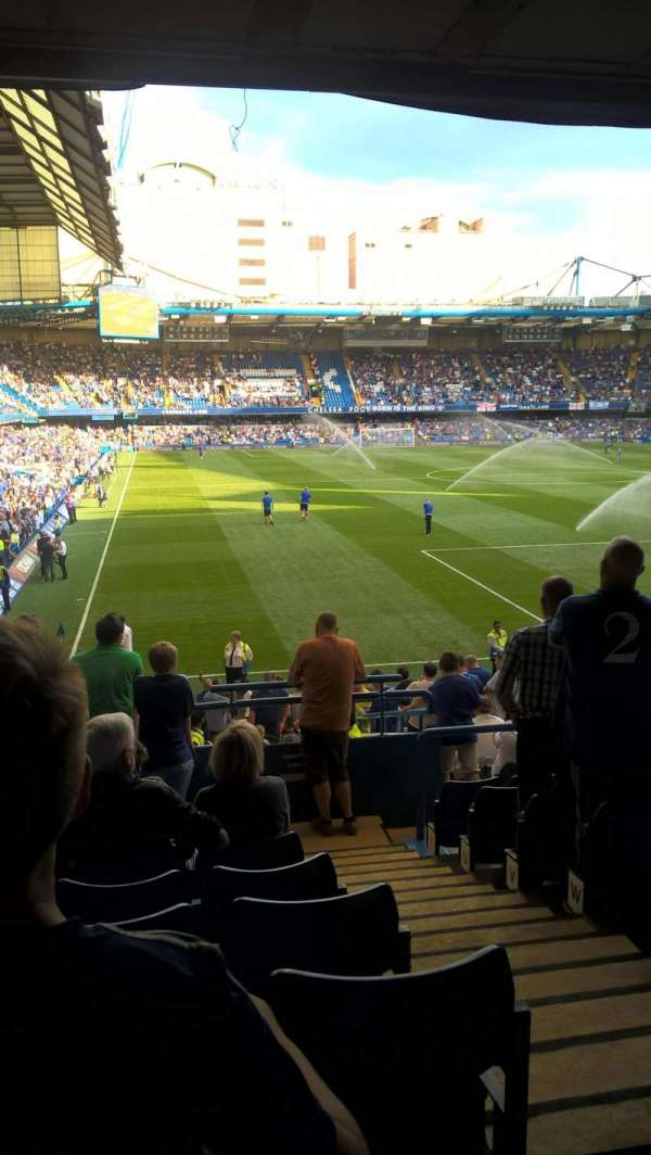 Stamford Bridge, section: Matthew Harding Lower 15, row: CC, seat: 148