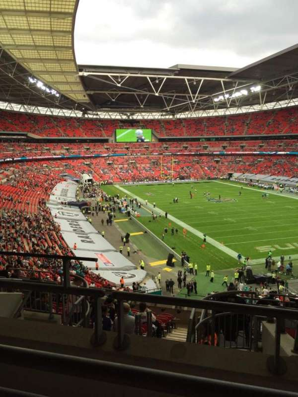 Wembley Stadium, section: 233, row: 10, seat: 157