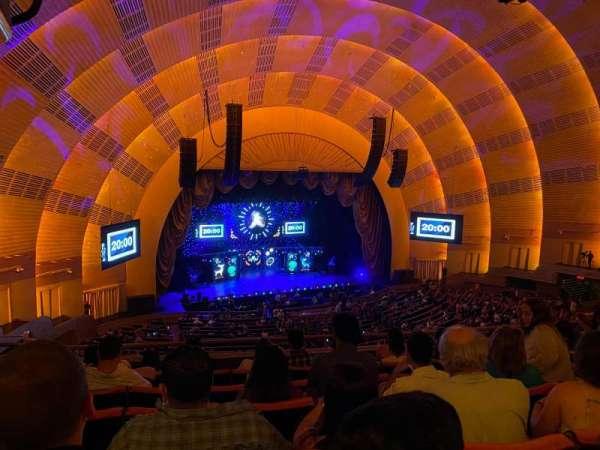 Radio City Music Hall, section: 2nd Mezzanine 6, row: F, seat: 613