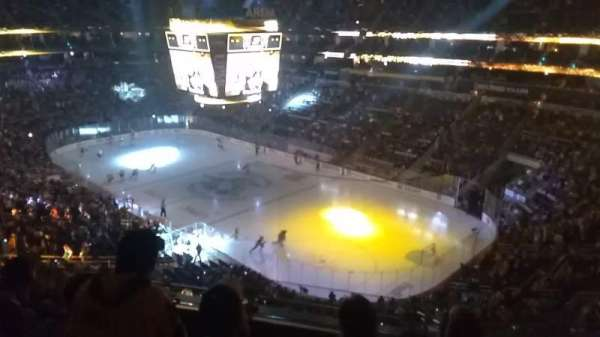 PPG Paints Arena, section: 232, row: D, seat: 10