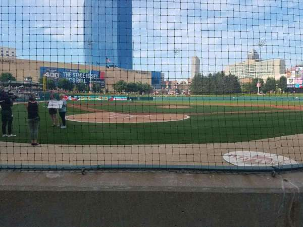 Victory Field, section: 113, row: D, seat: 5