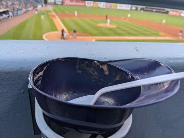 Fifth Third Field, section: 211, row: a, seat: 5
