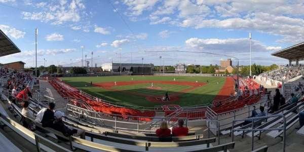 Bill Davis Stadium, section: 107, row: 6, seat: 1