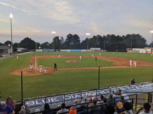 Burlington Athletic Stadium, section: GA