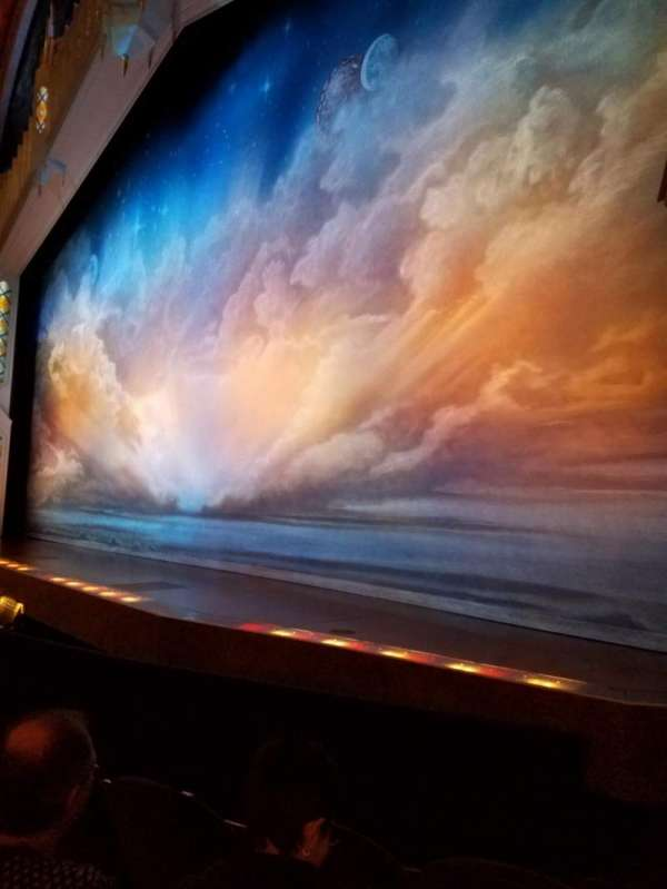 Eugene O'Neill Theatre, section: Orchestra R, row: 14, seat: D