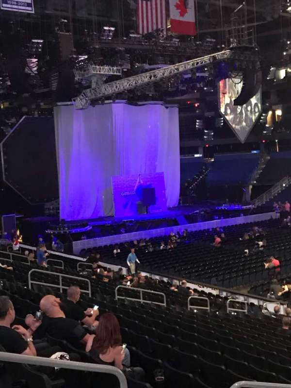 Amalie Arena, section: 114, row: U, seat: 12