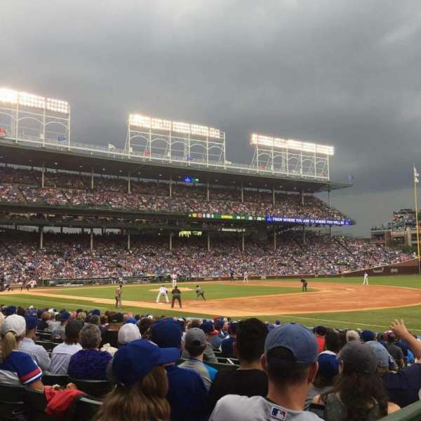 Wrigley Field, section: 128, row: 5, seat: 12
