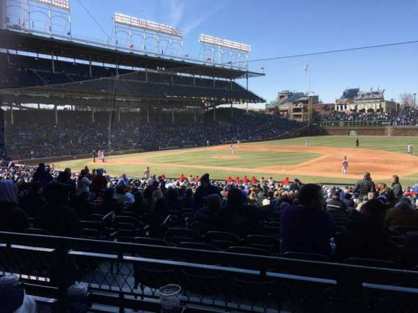 Wrigley Field, section: 226, row: 2, seat: 12