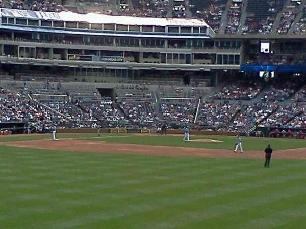 Kauffman Stadium, section: Pepsi Porch