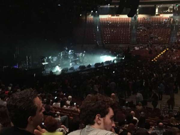 Frank Erwin Center, section: 36, row: 24, seat: 9