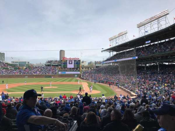 Wrigley Field, section: 213, row: 2, seat: 24