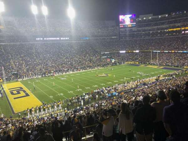 Tiger Stadium, section: 224, row: 12, seat: 6