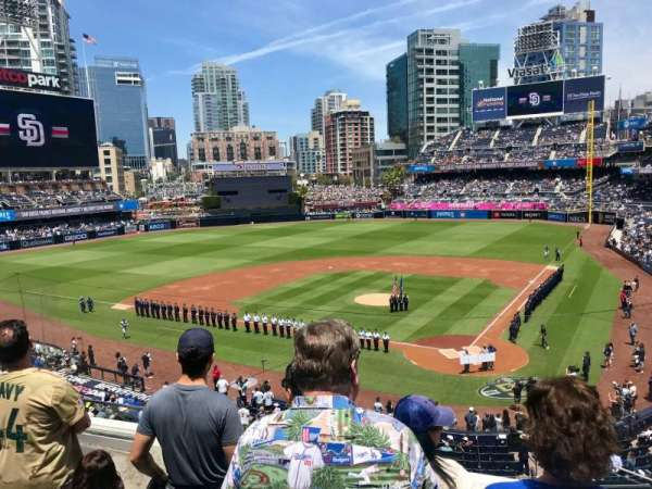 PETCO Park, section: 202, row: 5, seat: 12