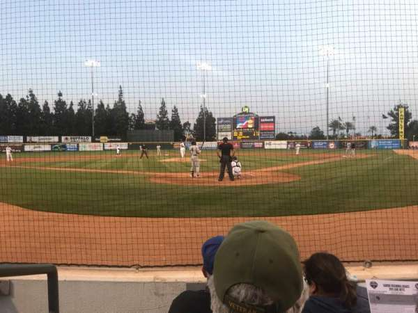 LoanMart Field, section: Super Box 1, row: D, seat: 16