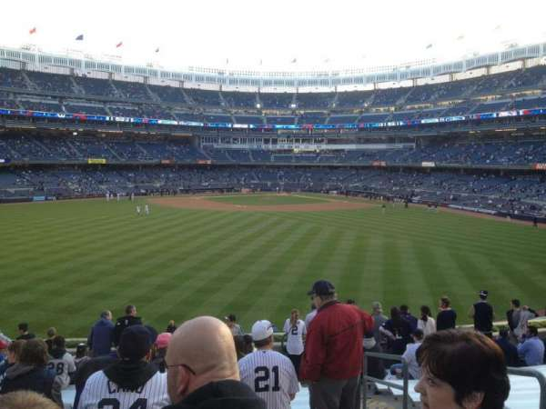 Yankee Stadium, section: 239, row: 15, seat: 4