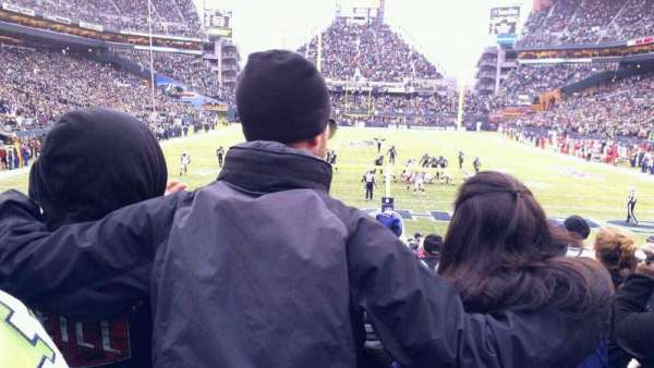 CenturyLink Field, section: 122, row: N, seat: 16