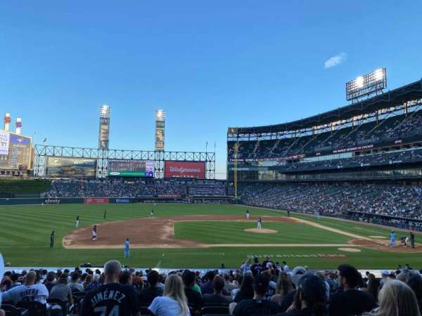 Guaranteed Rate Field, section: 140, row: 28, seat: 6
