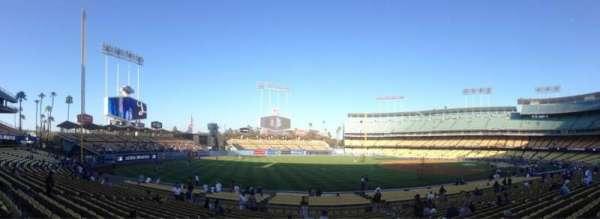 Dodger Stadium, section: 39FD, row: T, seat: 8