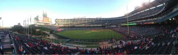 Angel Stadium, section: P259, row: WC, seat: 10