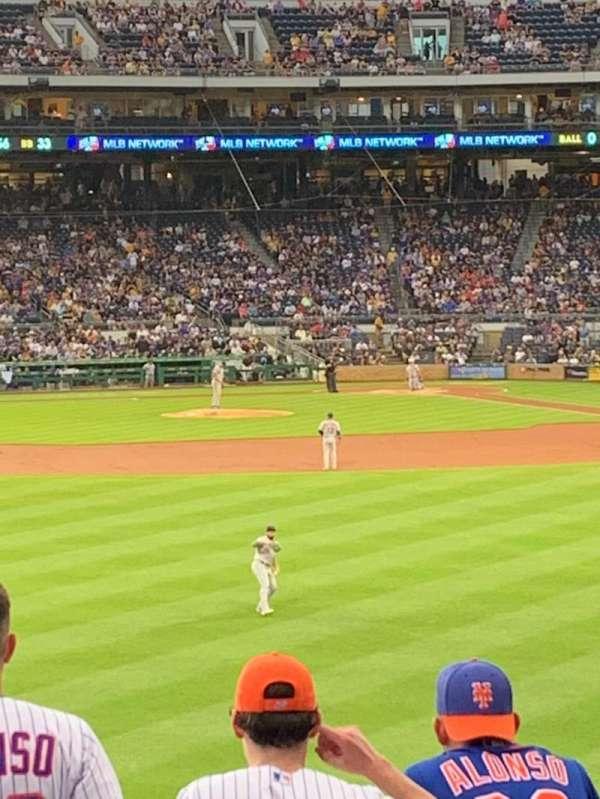 PNC Park, section: 236, row: H, seat: 22