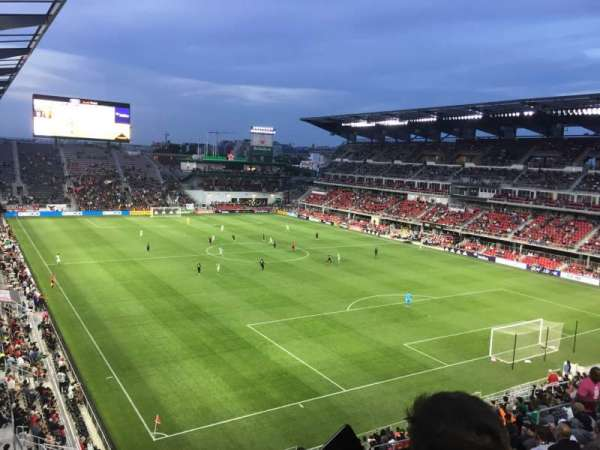Audi Field, section: 120, row: 26, seat: 17-18