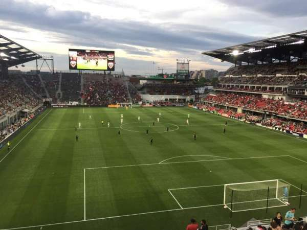 Audi Field, section: 118, row: 23, seat: 20