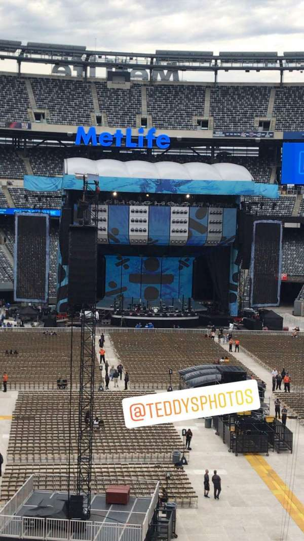 MetLife Stadium, section: 228A, row: 2, seat: 7