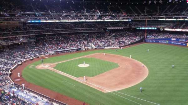 Citi Field, section: 404, row: 1, seat: 14