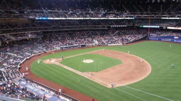 Citi Field, section: 404, row: 1, seat: 13