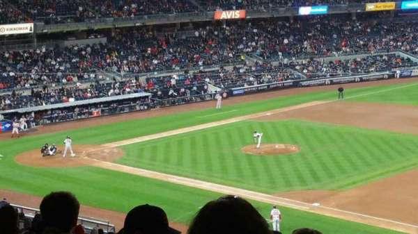 Yankee Stadium, section: 213, row: 23, seat: 10
