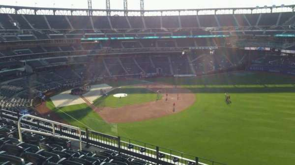 Citi Field, section: 401, row: 7, seat: 9