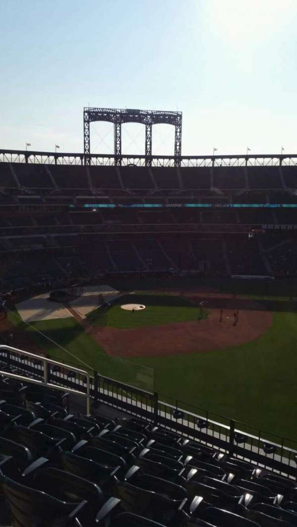 Citi Field, section: 401, row: 7, seat: 8