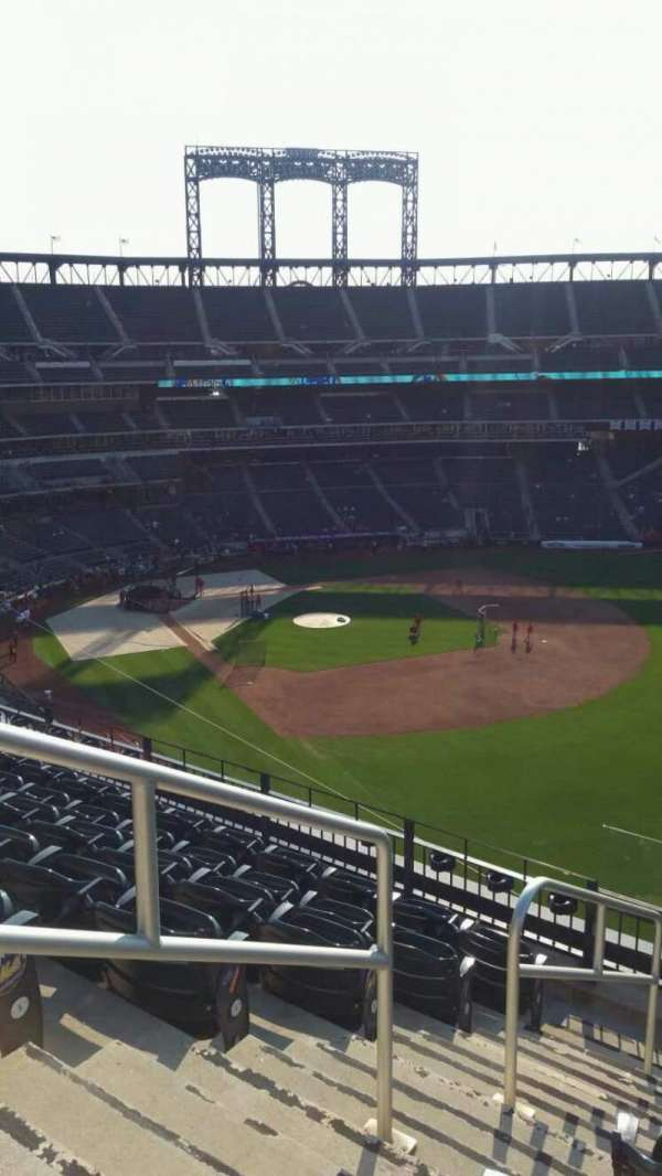 Citi Field, section: 401, row: 7, seat: 2