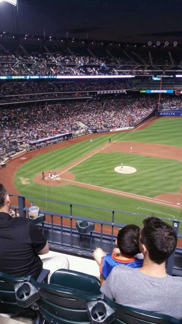 Citi Field, section: 407, row: 3, seat: 6