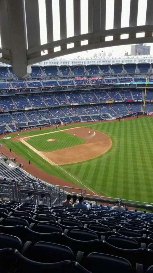 Yankee Stadium, section: 409, row: 14, seat: 18