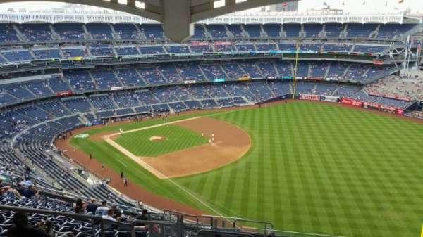 Yankee Stadium, section: 409, row: 14, seat: 23