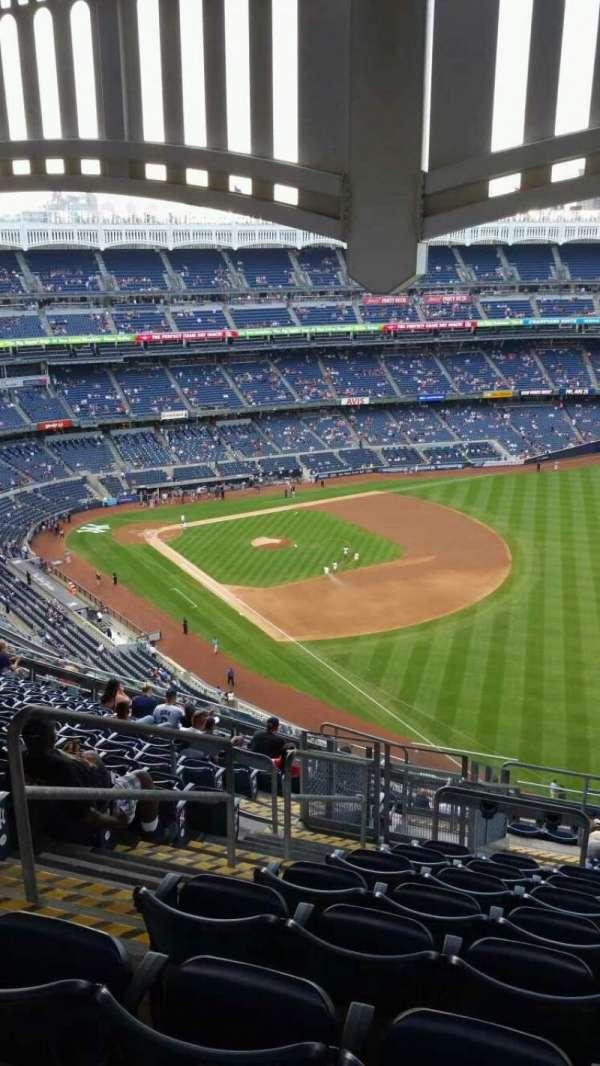 Yankee Stadium, section: 409, row: 14, seat: 24