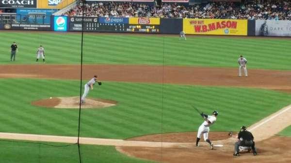 Yankee Stadium, section: 121BS, row: 17S , seat: 2
