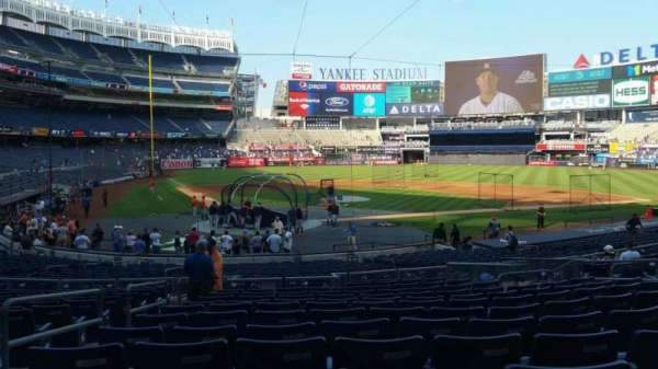 Yankee Stadium, section: 118, row: 14, seat: 9
