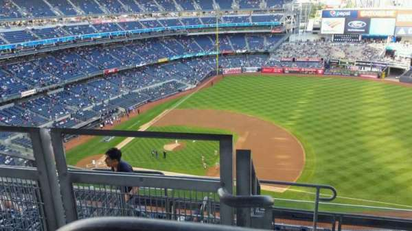 Yankee Stadium, section: 414, row: 7, seat: 26
