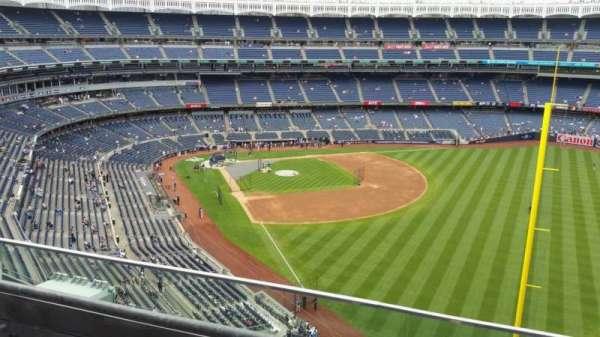 Yankee Stadium, section: 408, row: 2, seat: 2