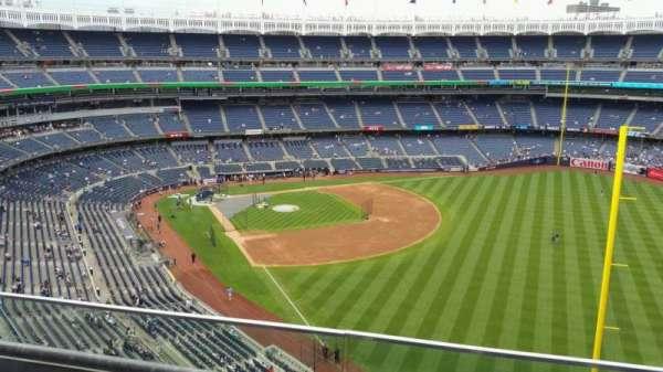 Yankee Stadium, section: 408, row: 2, seat: 8