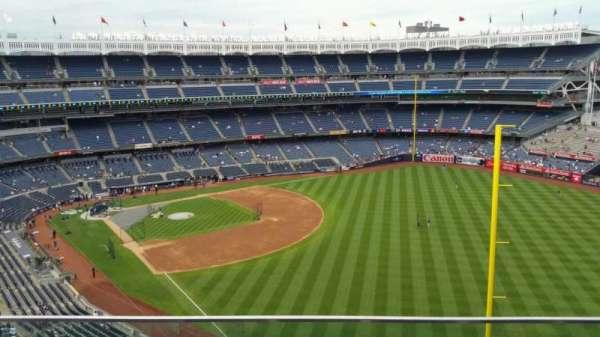 Yankee Stadium, section: 408, row: 2, seat: 12
