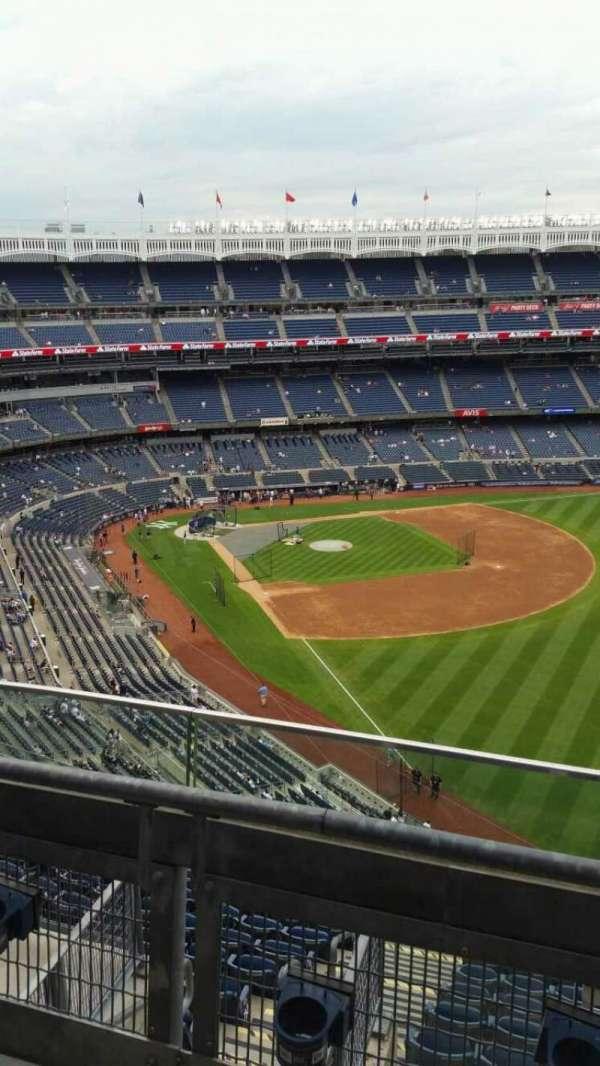 Yankee Stadium, section: 408, row: 2, seat: 13