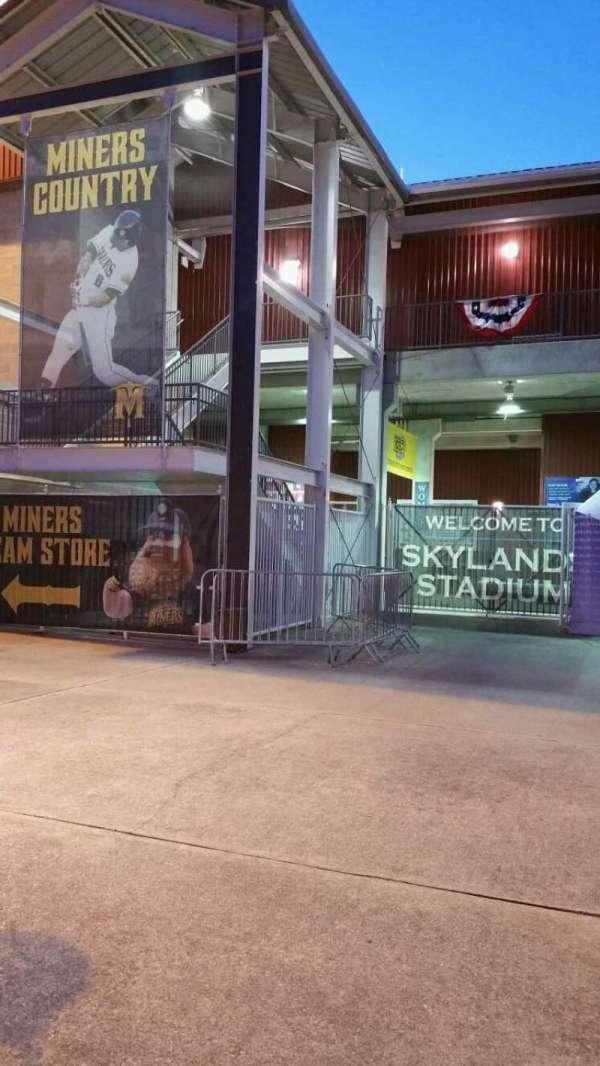 Skylands Stadium