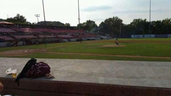 Yogi Berra Stadium, section: L, row: 5, seat: 11