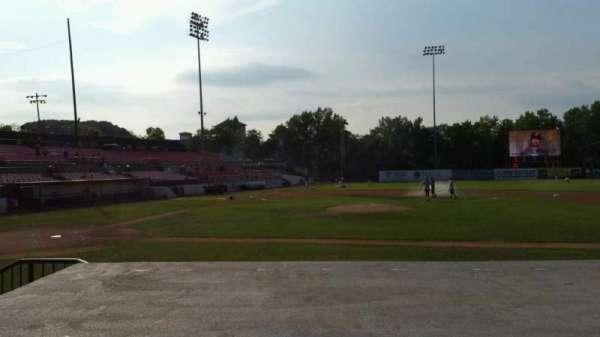 Yogi Berra Stadium, section: L, row: 5, seat: 3