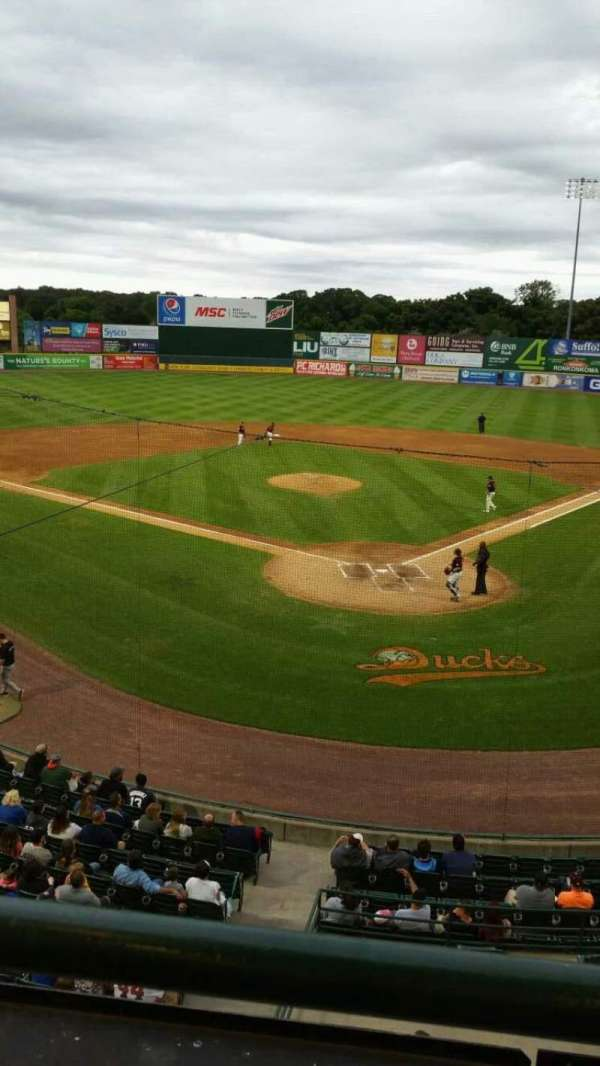 Bethpage Ballpark, section: 402, row: A, seat: 14