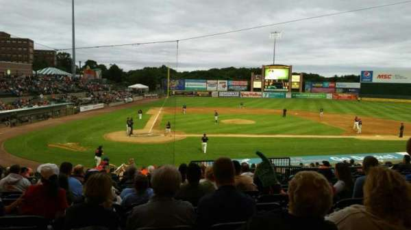 Fairfield Properties Ballpark, section: 204, row: V, seat: 7