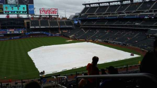 Citi Field, section: 329, row: 10, seat: 1